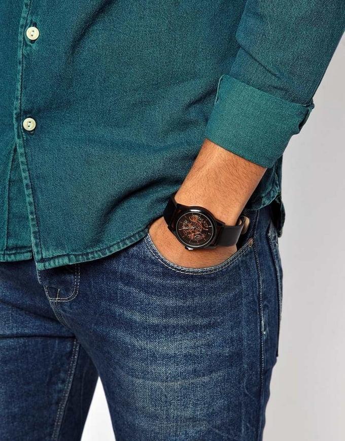Relógio Masculino - HQSC 66