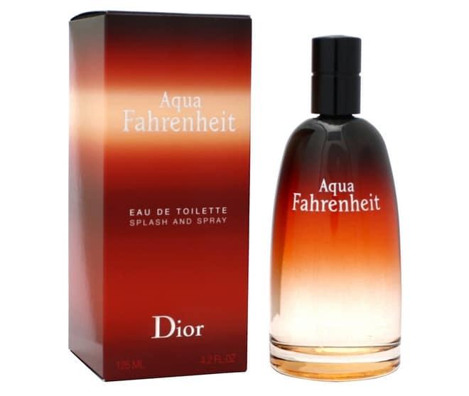 Aqua Fahrenheit Dior - HQSC 2