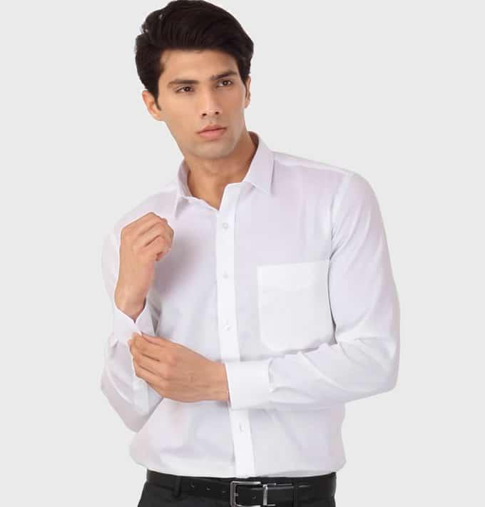 Como escolher camisa social masculina - HQSC