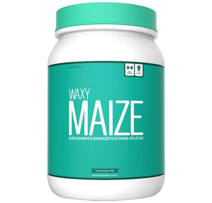 Waxy Maize - HQSC 1