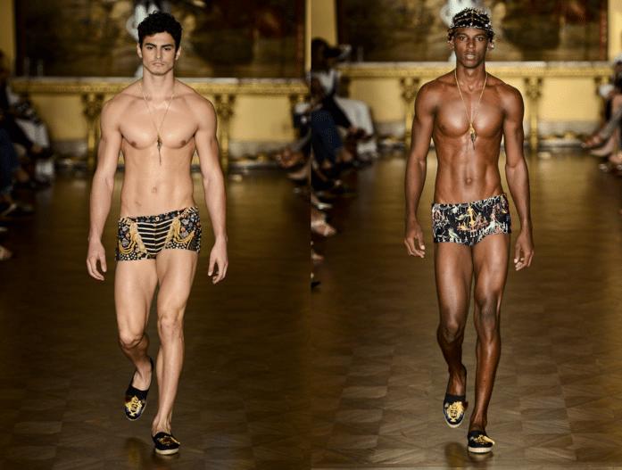 Moda Praia para homens 2014