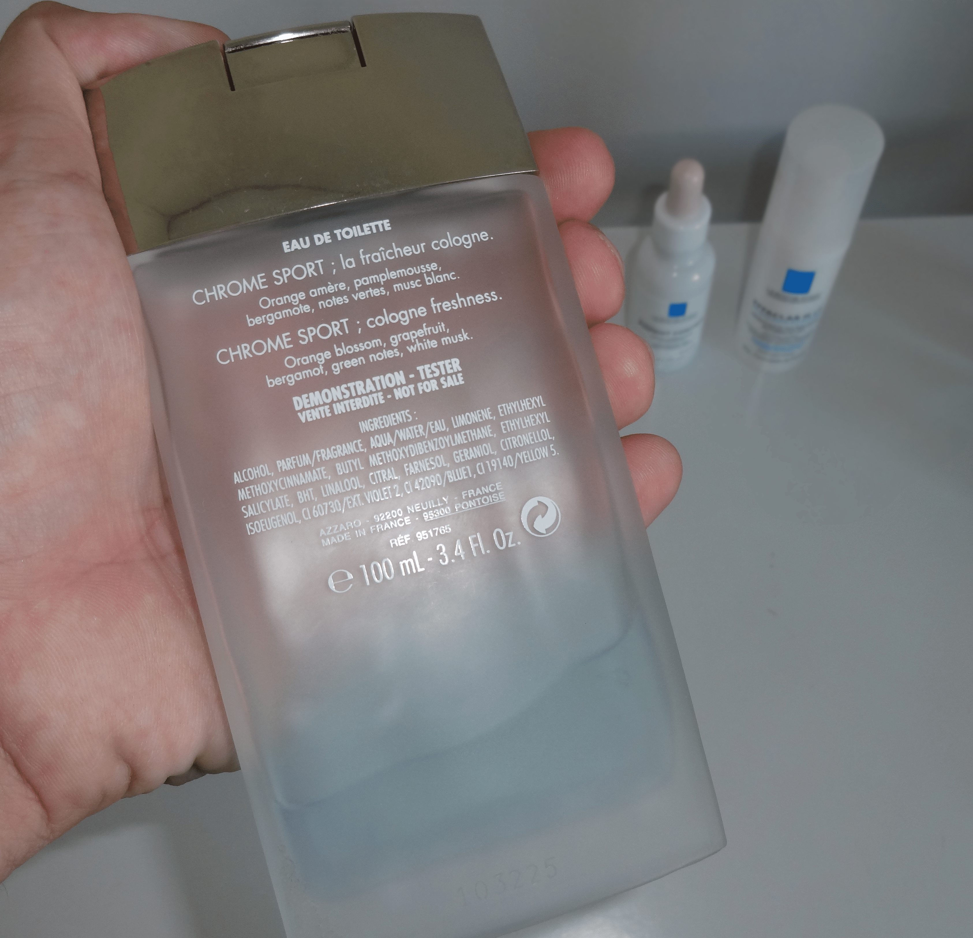 Azzaro Chrome Sport Perfume