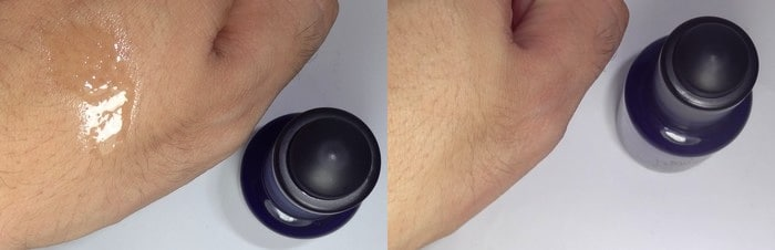 midnight recovery concentrate da kiehl's textura