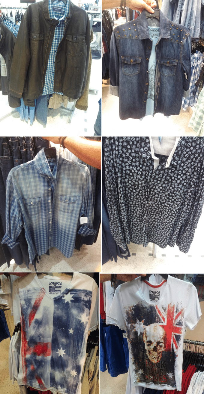 Camisetas Masculinas Renner Out-Inv 2013
