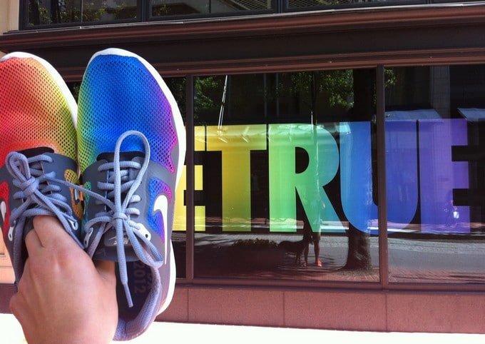Coleção Nike Be True