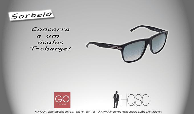 Sorteio HQSC e a GO Eyewear