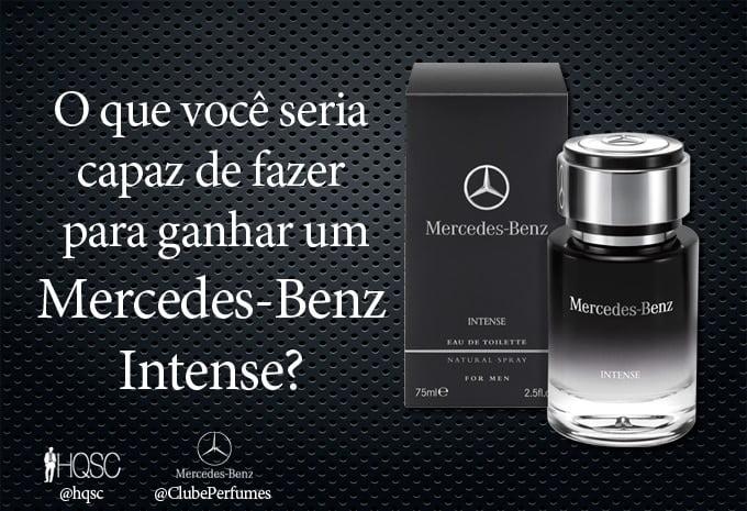 Resultado do concurso cultural mercedes benz intense for Mercedes benz intense perfume