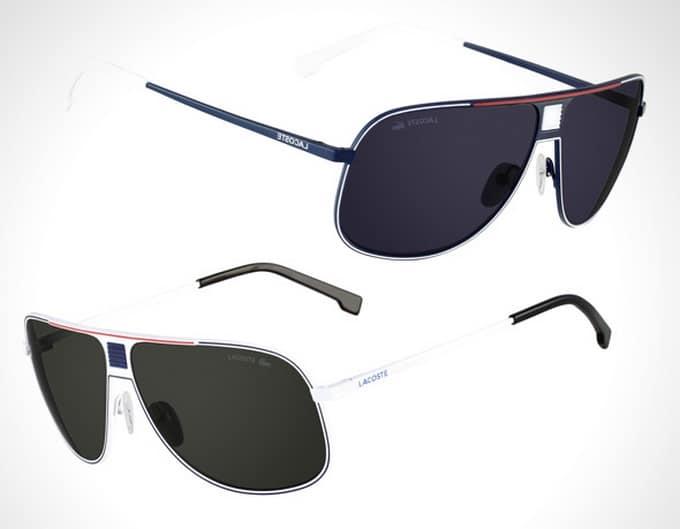 Lacoste Comemora 80 Anos com Coleção de  Óculos Edition 2