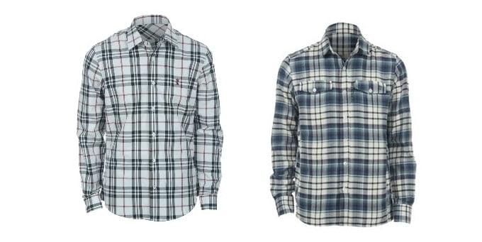 Moda Masculina HQSC - Camisa Xadrez - Cópia