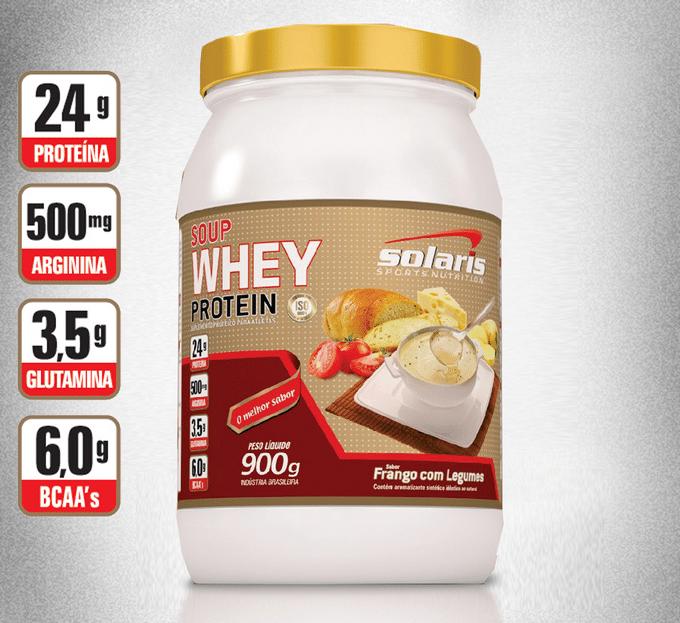 Soup Whey Protein - Sopa de Whey