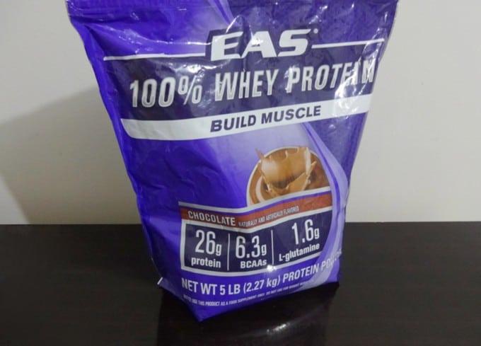 Whey Protein da EAS
