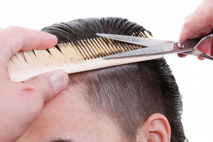 cabelo undercut masculino