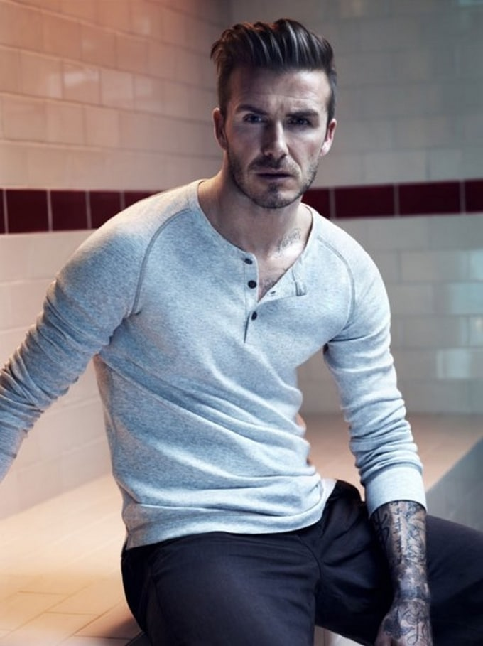 03ª Coleção David Beckham para H&M (HQSC) 1