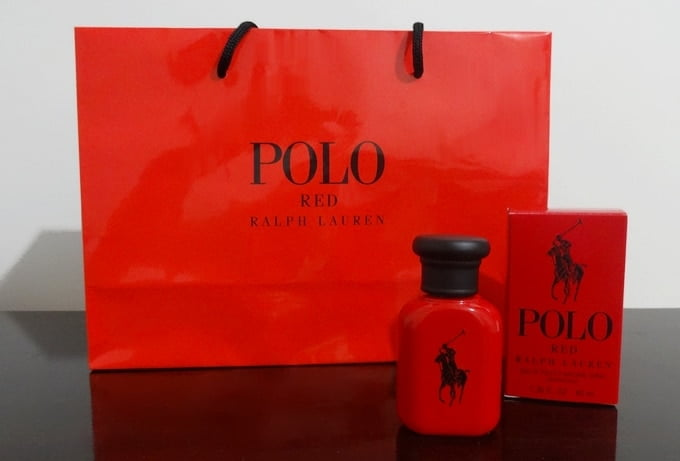 Perfume Polo Red da Ralph Lauren - HQSC 1