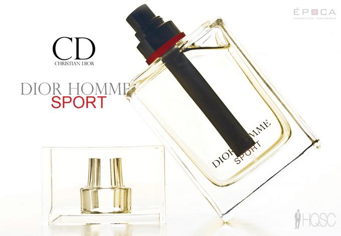 Sorteio Dior Homme Sport