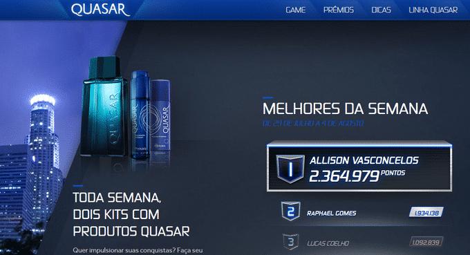 game quasar