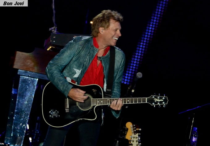 Bon Jovi - RIR 2013 - HQSC