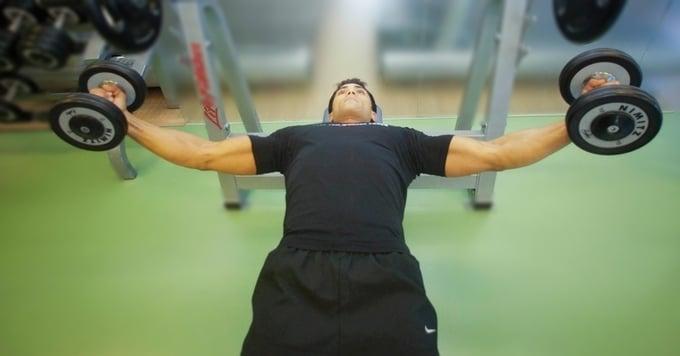 Erros nos exercícios para peito - HQSC 2