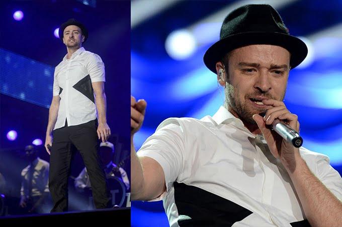 Justin Timberlake RIR - HQSC