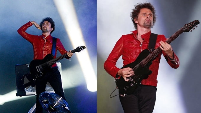 Matthew Bellamy RIR -HQSC