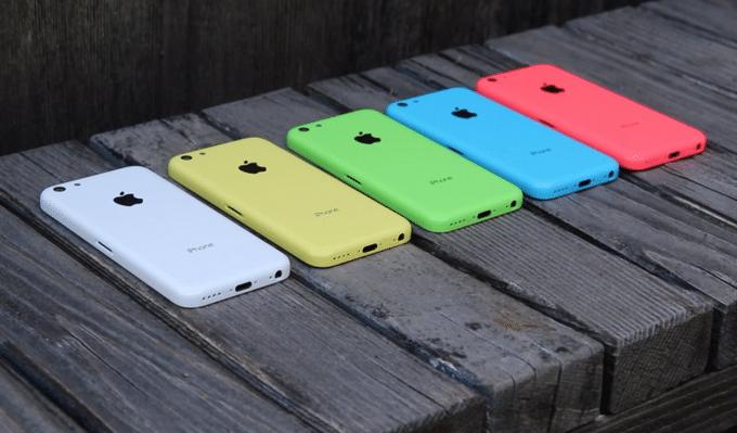 iPhone 5C - HQSC