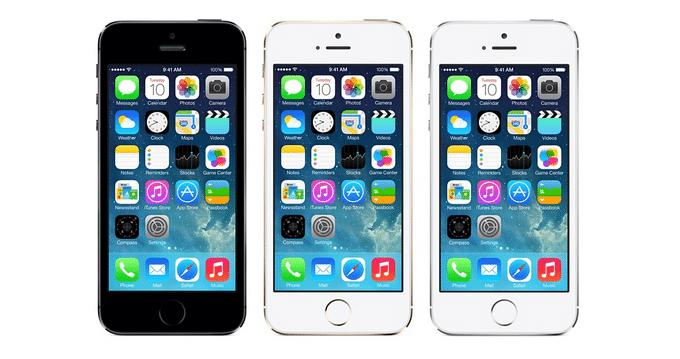 iPhone 5S - HQSC - 1