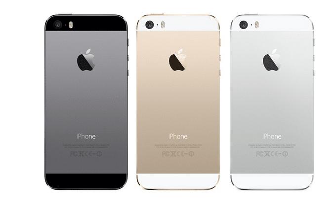 iPhone 5S - HQSC