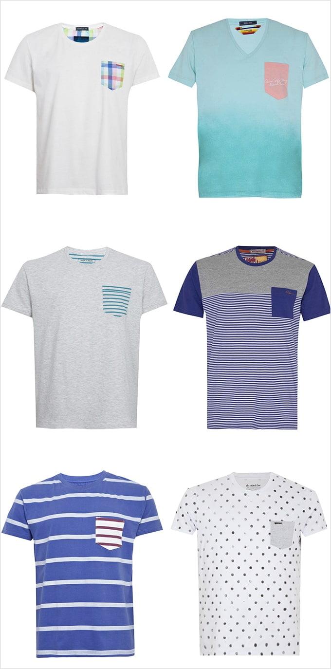 Bolso Estampado - Moda para Homens - HQSC 11