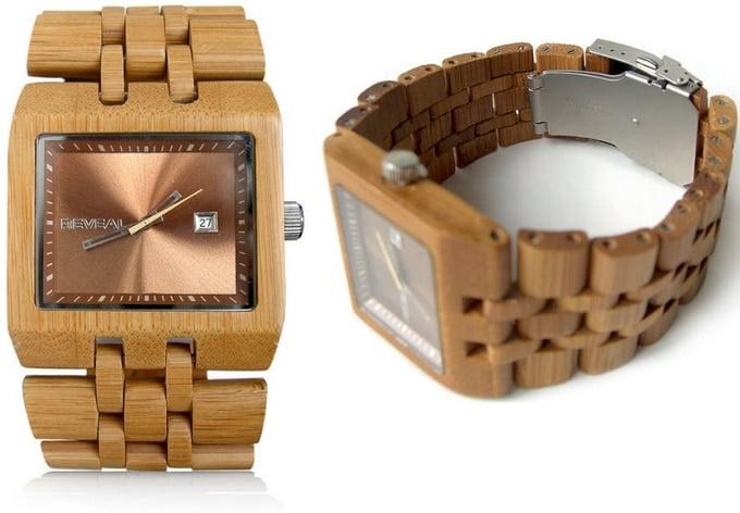 3a09b1fbd1f Relógios de Madeira  Conheça essa Novidade! - Homens que se Cuidam