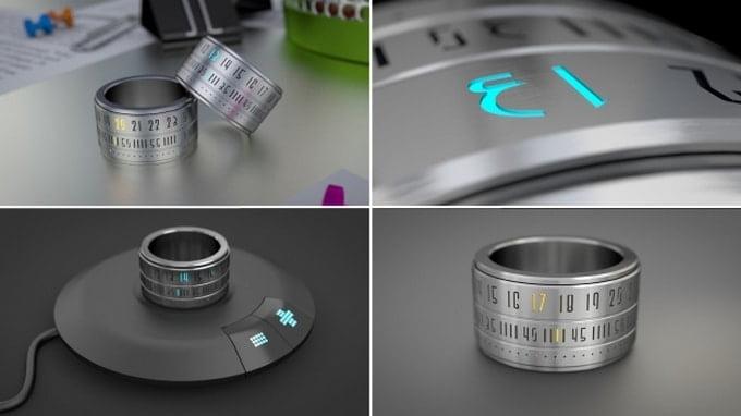 Ring Clock - HQSC 1