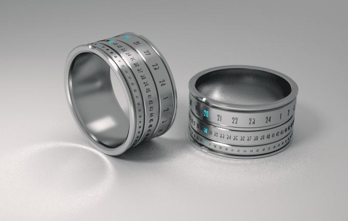 Ring Clock - HQSC