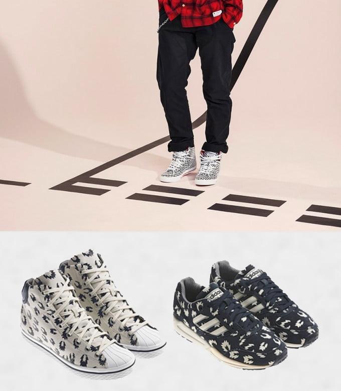 Usa ou passa - Adidas Originals Blue - HQSC 1