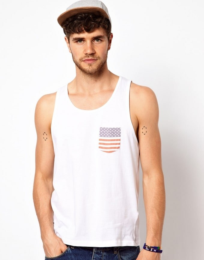 Camisa USA - HQSC 10