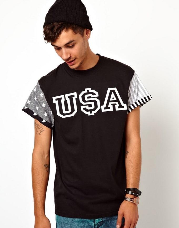 Camisa USA - HQSC 5
