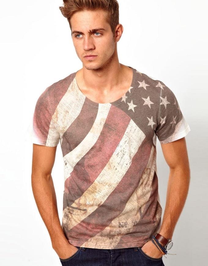 Camisa USA - HQSC 8