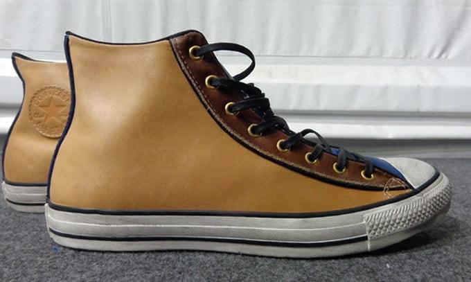 Leather Converse e Amapô - HQSC 1