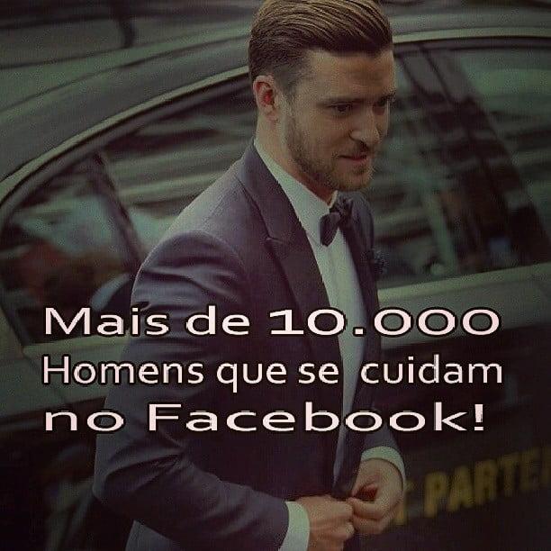 Mais de 10000 no FB - HQSC