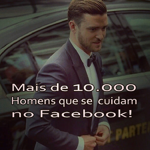Mais de 10000 no FB - HQSC