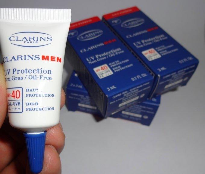 Protetor Solar Clarins Men - HQSC