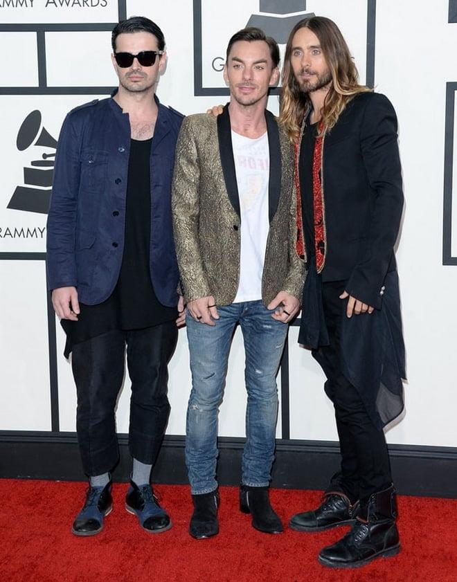 30 seconds no Grammy 2014 - HQSC