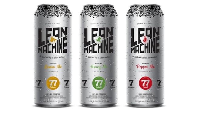 Cerveja Proteíca Lean Machine Ale - HQSC 2