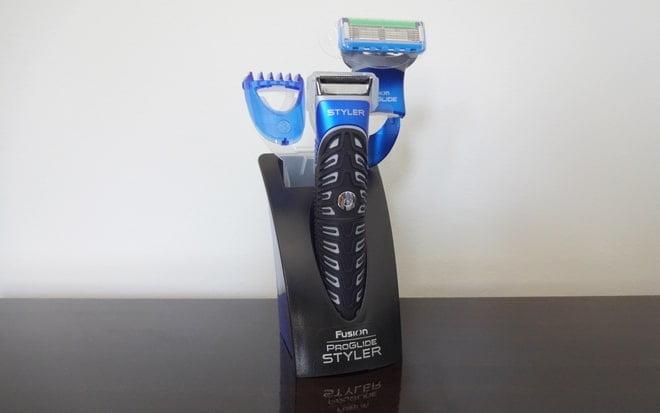 Novo Fusion ProGlide Styler da Gillette 1 - hqsc
