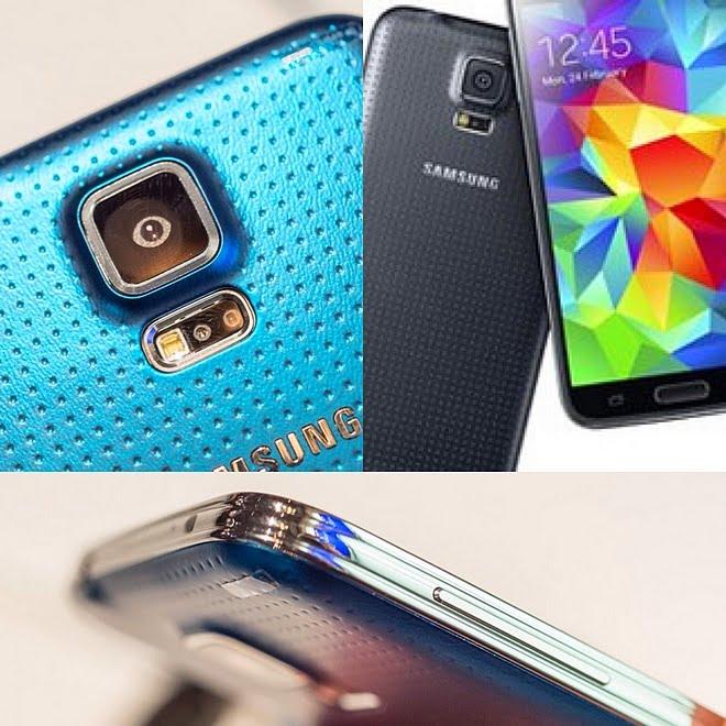 Novo Samsung Galaxy S5 - HQSC 2