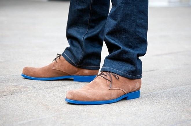 Tendência calçados com sola colorida - HQSC 2