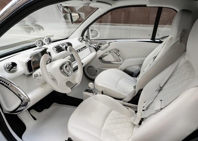 A versão do Jeremy Scott para o Carro Smart - HQSC 5
