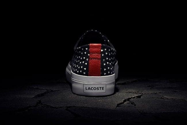 Lacoste e Atmos Sapatos que brilham no escuro - HQSC 4