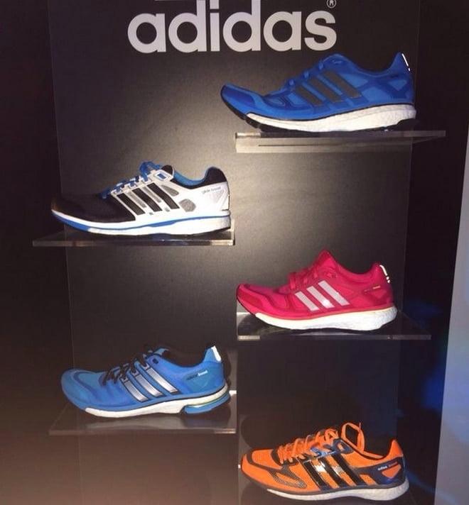 Novo Tênis Energy Boost da Adidas - HQSC 4