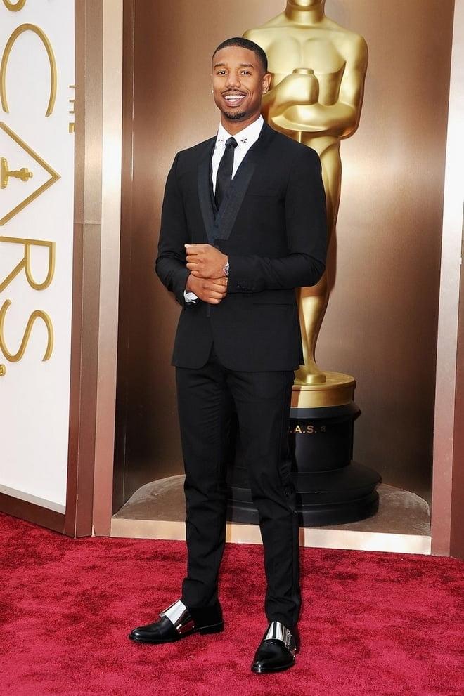 Oscar 2014 Michael B. Jordan - HQSC 1