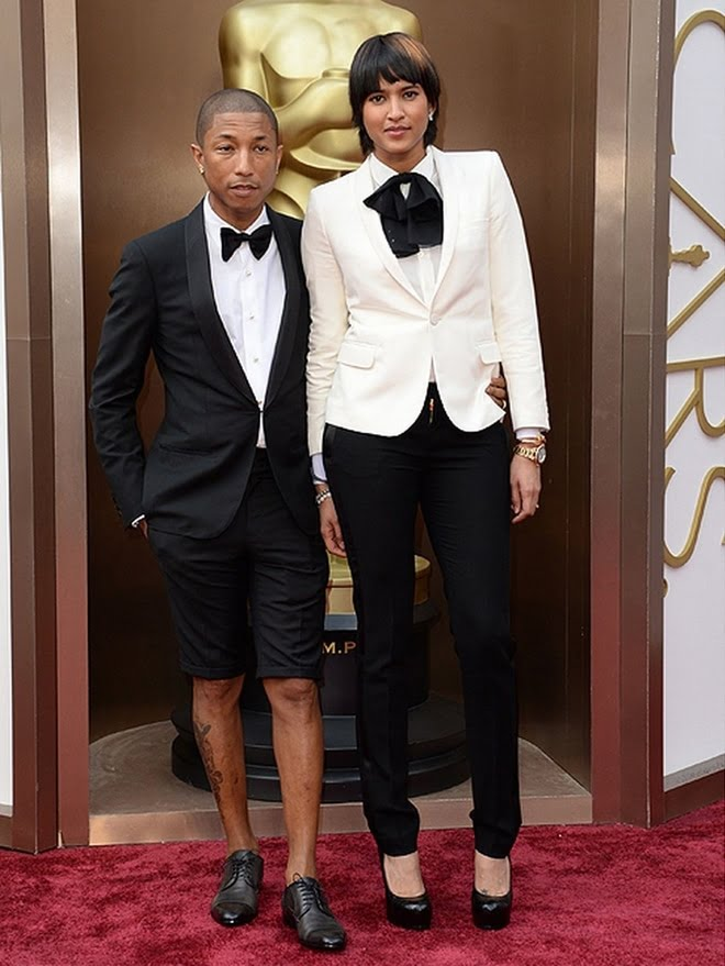Oscar 2014 Pharrell Williams - HQSC