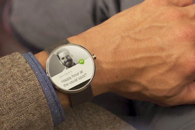 Relógios Inteligentes Android Wear - HQSC 1